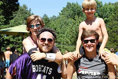 boys camp in texas