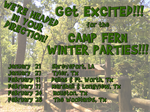 Camp Fern Winter Party Dates!