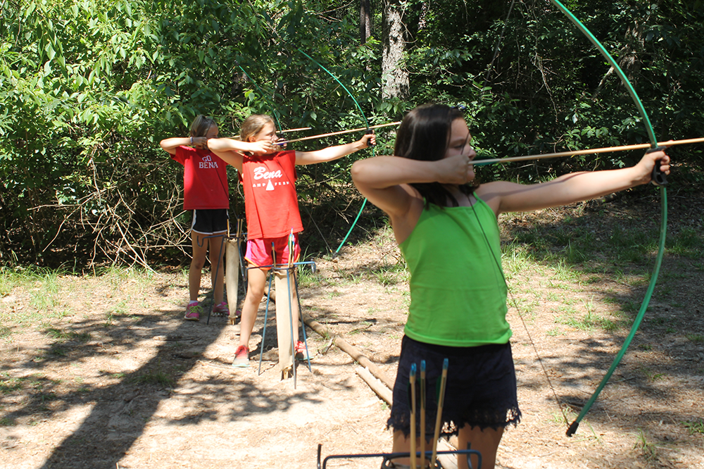 adventure camp in east texas